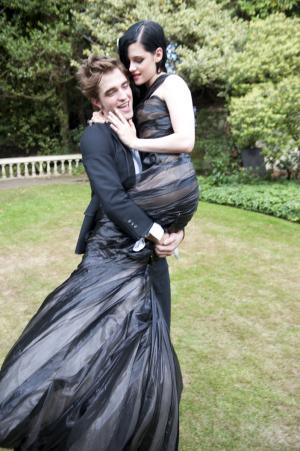 Robert Pattinson y Kristen Stewart serán Romeo y Julieta?