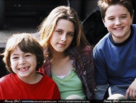 Kristen Stewart en Zathura | The Vampire Club
