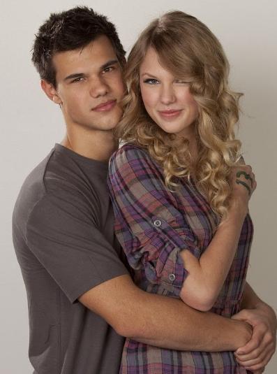 Resultado de imagen para Taylor Swift y taylor lautner