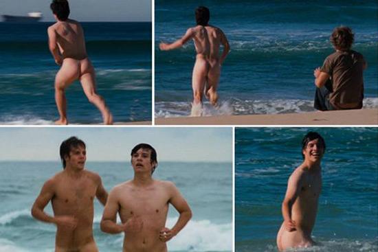 Xavier samuel nude remarkable