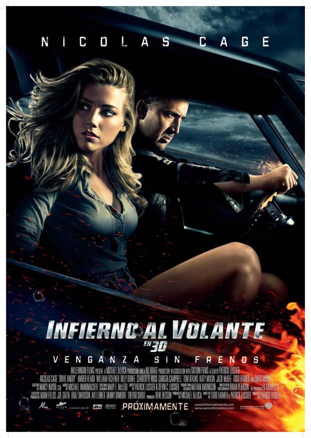 infiernoalvolante Infierno al Volante 2011 [DvdRip] Español Latino