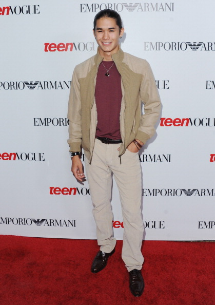Boo Boo Stewart: Teen Vogue?s 10th Anniversary Annual Young Hollywood Party 152882349
