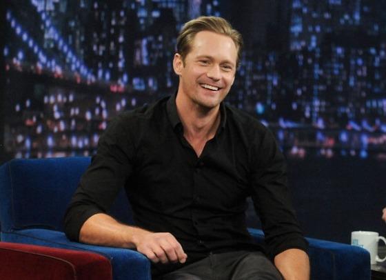 "Carey Mulligan & Alexander Skarsgard Visit ""Late Night With Jimmy Fallon"""
