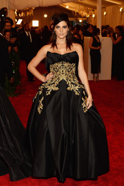"Ashley Greene – - PUNK: Chaos To Couture"" Costume Institute Gala"