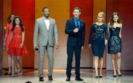The CW Network's 2013 Upfront - Presentation
