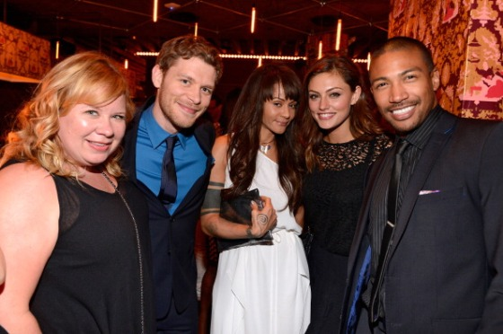 The CW Network's 2013 Upfront - Party