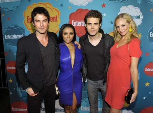 Ian Somerhalder, Kat Graham, Paul Wesley, Candice Accola