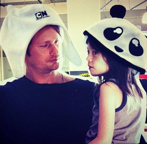 isabelle fuhrman and alexander ludwig