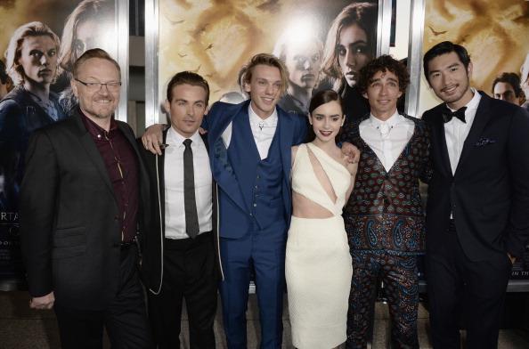 "Premiere Of Screen Gems & Constantin Films' ""The Mortal Instruments: City Of Bones"" - Red Carpet"