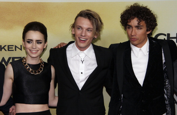 'The Mortal Instruments: City of Bones' Germany Premiere