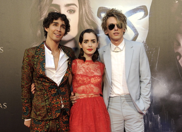 'The Mortal Instruments: City Of Bones' Madrid Premiere