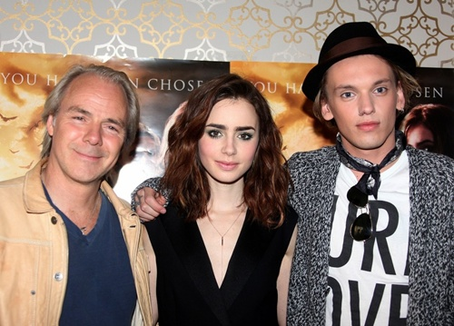"""The Mortal Instruments: City of Bones"" Norway Photocall"
