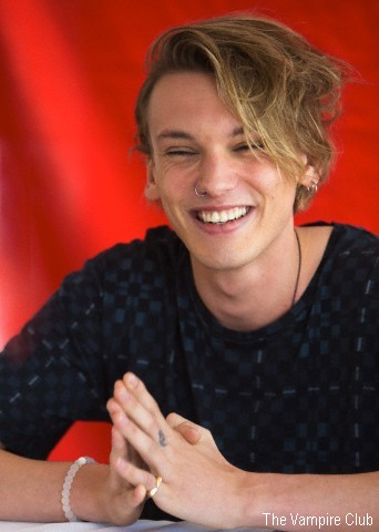 USA - Jamie Campbell Bower Photocall in Los Angeles