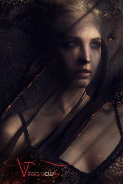 #TVD : saison 5 : Poster de Caroline