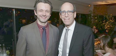 Michael Sheen, Matt Blank